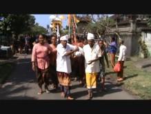 Ketut Badra Ngaben Ceremony