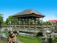Kerta Gosa, Klungkung Empire Court Justice