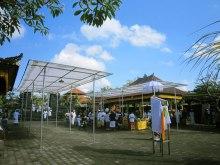 tangkas kori agung, bali, temple